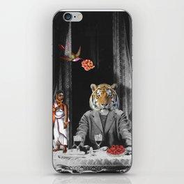 Vous êtes des animaux iPhone Skin