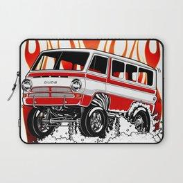 1969 GASSER VAN - RED Laptop Sleeve