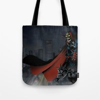 spawn Tote Bags featuring Spawn by Fuacka