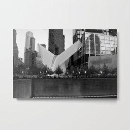 Tranformer Metal Print