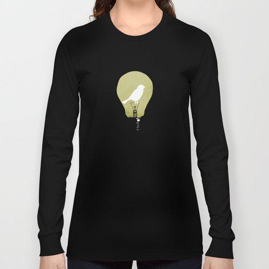ideas take flight Long Sleeve T-shirt