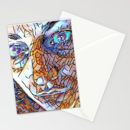 Diaphaneity Stationery Cards