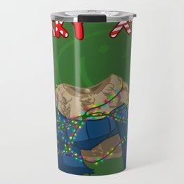 Baker Street Christmas Travel Mug