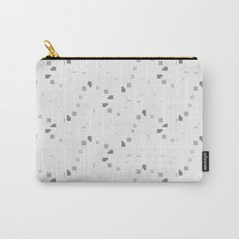 Simple Geometric Pattern 3 Carry-All Pouch