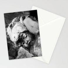 Cherub with Headdress Stationery Cards