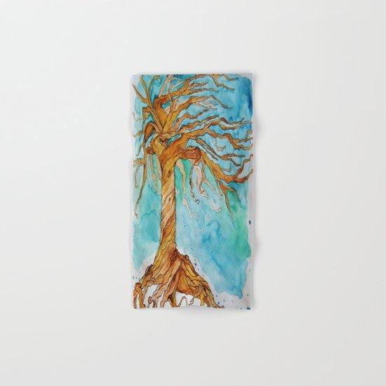 Tree of Life Hand & Bath Towel