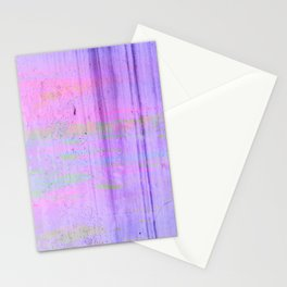 NL 4 2 Abstract Lavender Stationery Cards