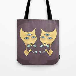 3rdHighCat Tote Bag