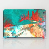 surfing iPad Cases featuring Surfing by Fernando Vieira