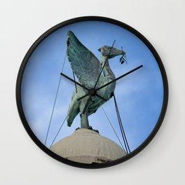 Liver bird Wall Clock