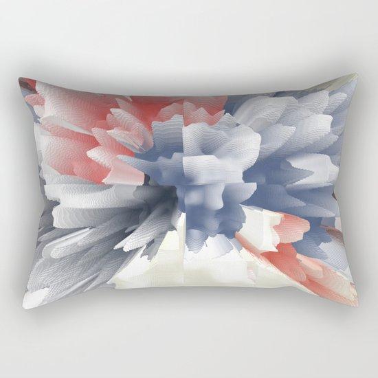 Abstract 151 Rectangular Pillow