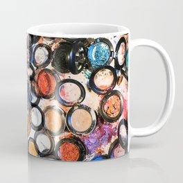 Eyeshadows Coffee Mug