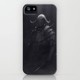 Silver Lord  iPhone Case