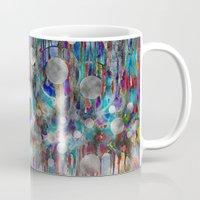 twilight Mugs featuring Twilight  by Heather Plewes Art