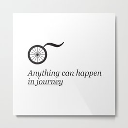 Journey 1 Metal Print