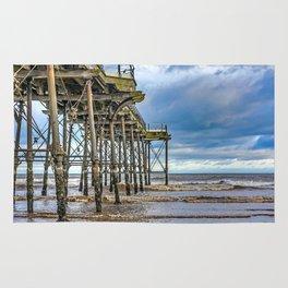Saltburn Pier Rug