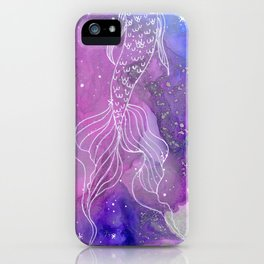 Mystic Waters iPhone Case