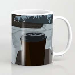 Coffee by the Lake Coffee Mug