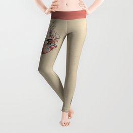 Split/Merge Leggings