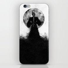 BlackSamurai iPhone & iPod Skin