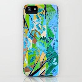 La Cinciallegra (The Yellow Passerine) iPhone Case