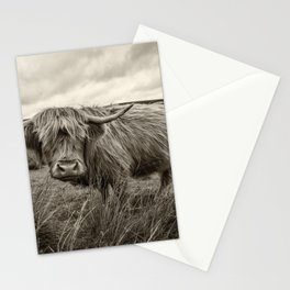 Moo Hair Stationery Cards