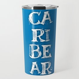 """Caribear"" Travel Mug"