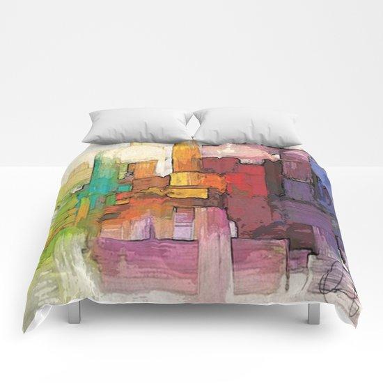 Intertwine  Comforters