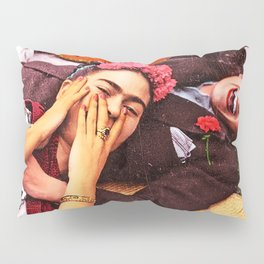 Frida y Chavela Pillow Sham