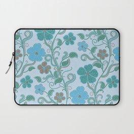 Dotty mosaic pattern Laptop Sleeve