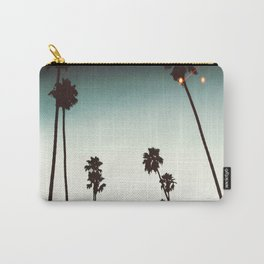Bokeh Palms Carry-All Pouch