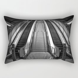 Urban stairs. Rectangular Pillow