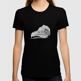 Barn Owl Skull T-shirt