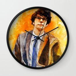 Quartermaster 02 Wall Clock