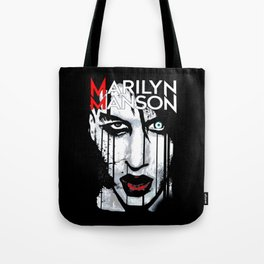 Manson (MM) Tote Bag