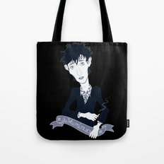 Autoluminescent Tote Bag