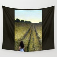 wander Wall Tapestries featuring Wander by Michael Paige Glover
