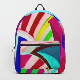 Colorful Apparition Backpack