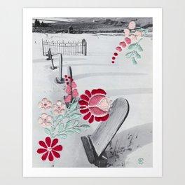 In Peace #2 Art Print