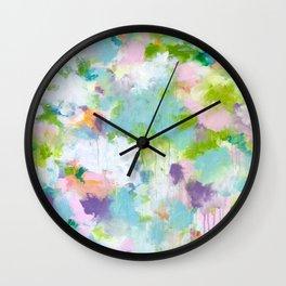 Oh Happy Day! Wall Clock
