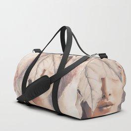 Autumn (portrait) Duffle Bag