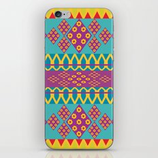 AFRICAN_STYLE03_ANALUISA iPhone & iPod Skin