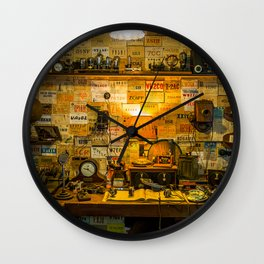 Wireless. Wall Clock