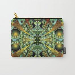 Psychotropic Visions Carry-All Pouch