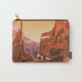 Valles Marineris Carry-All Pouch