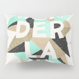 Wonderland Pillow Sham