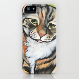 Kiwi the Kitty iPhone Case