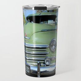 1948 Plymouth Delux Travel Mug