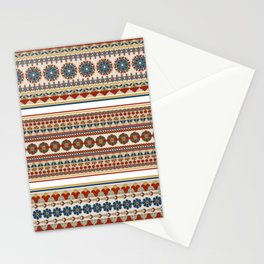 Pattern RB 101 Stationery Cards