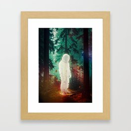 The Lost One Framed Art Print